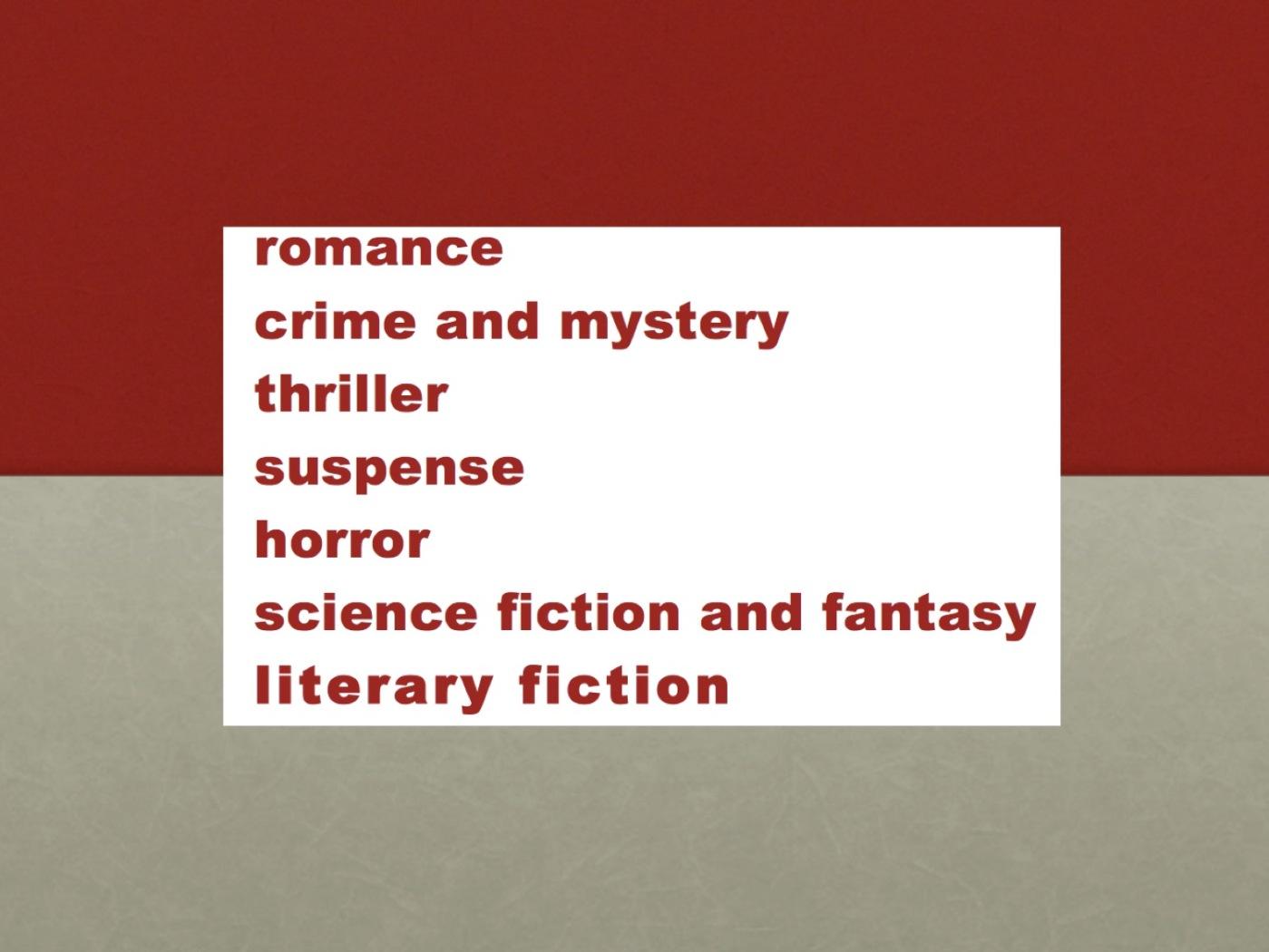 3 genre