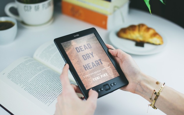 25-Kindle hand in home