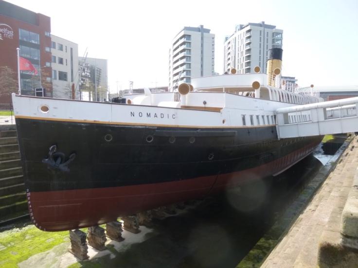 Tender Titanic