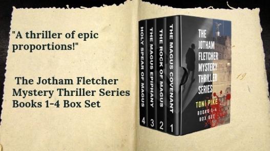 Jotham Fletcher Box Set (1)