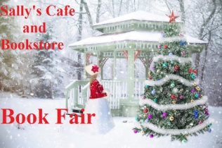 Sally's Cafe and Bookstore – Christmas Book Fair – My recommended