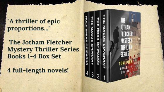 Jotham Fletcher Box Set