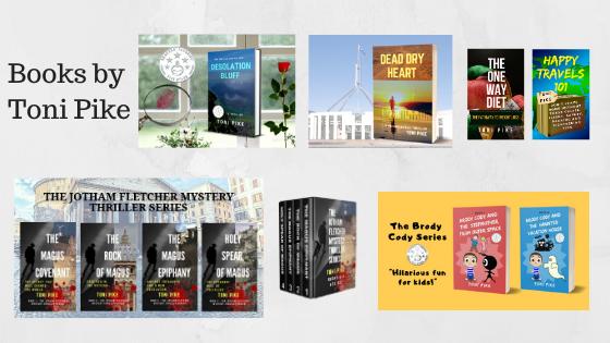 All My Books Blog